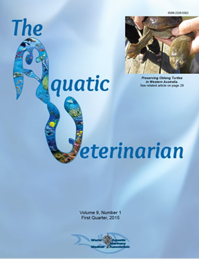The Aquatic Veterinarian publication